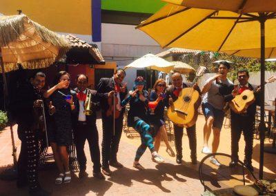 Free Mariachi Band, Mexico